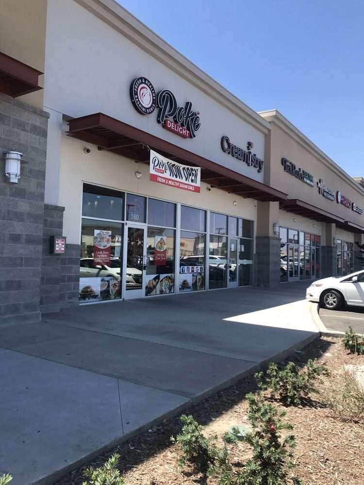 Poke Delight   restaurant   13394 Limonite Ave #160, Eastvale, CA 92880, USA