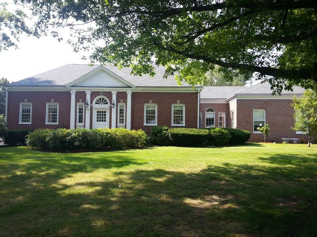 G.A.R Memorial Library - library  | Photo 4 of 10 | Address: 490 Main St, West Newbury, MA 01985, USA | Phone: (978) 363-1105