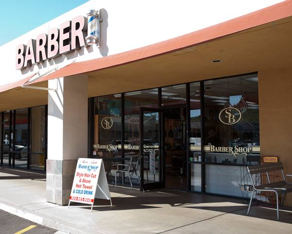 Shaw Butte Barber Shop - hair care  | Photo 5 of 6 | Address: 13240 N 7th St, Phoenix, AZ 85022, USA | Phone: (602) 863-9042