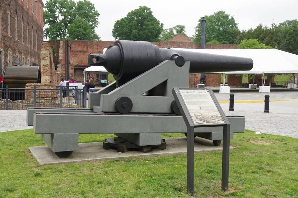 Tredegar Iron Works - museum  | Photo 10 of 10 | Address: 470 Tredegar St, Richmond, VA 23219, USA | Phone: (804) 819-1934