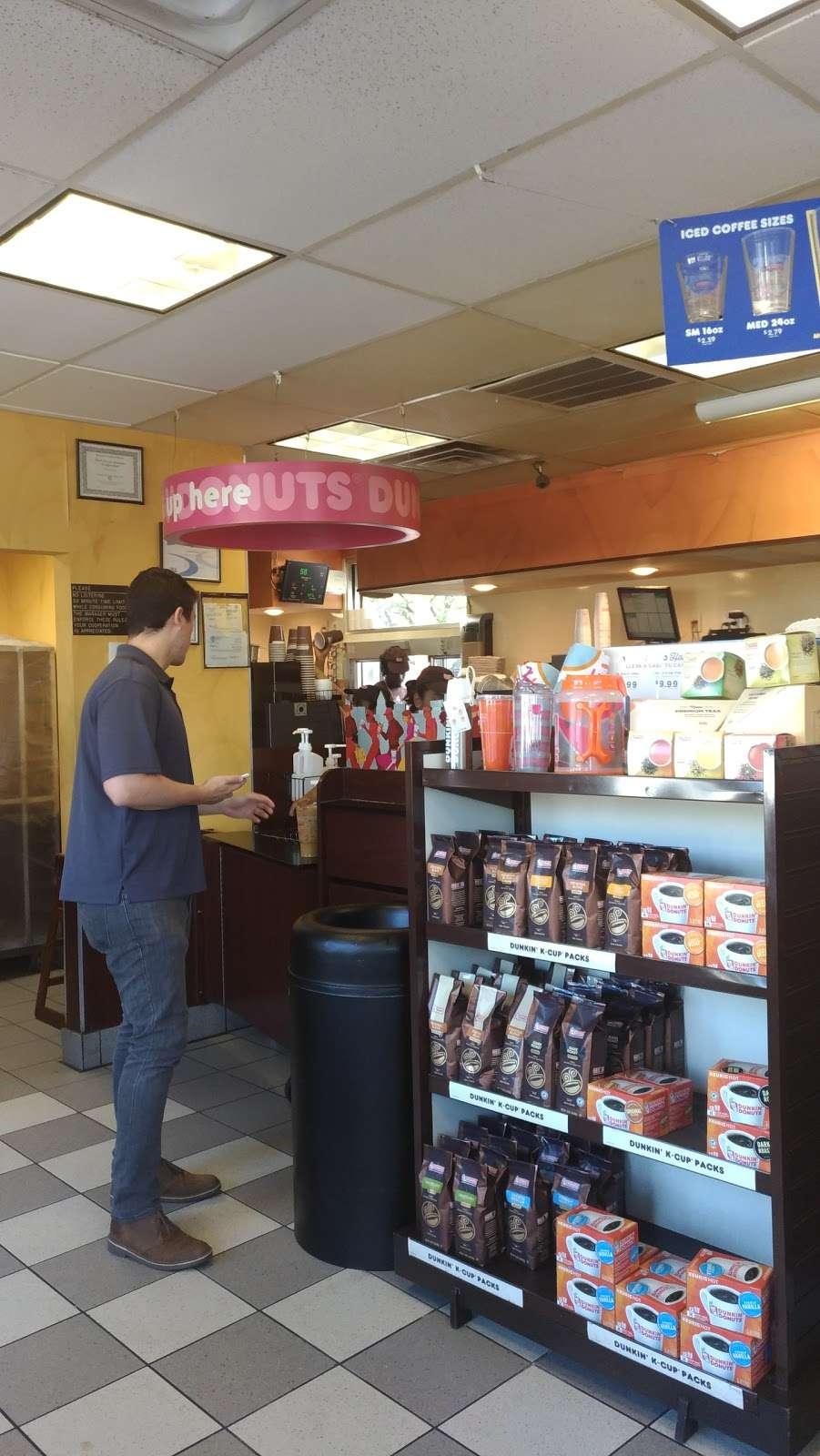 Dunkin Donuts - cafe  | Photo 6 of 10 | Address: 402 Grand St #436, Jersey City, NJ 07302, USA | Phone: (201) 309-0777