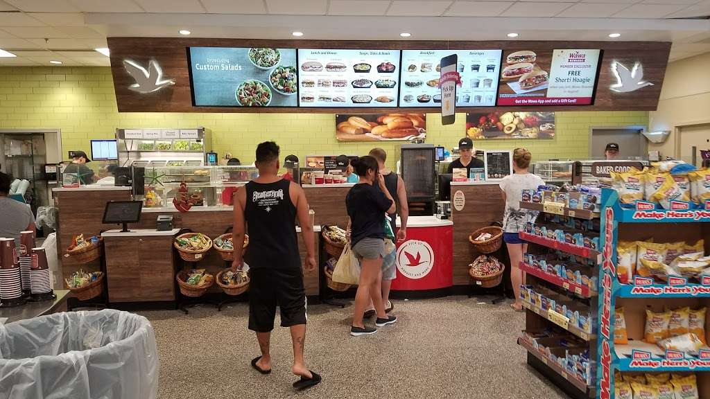 Wawa - convenience store  | Photo 9 of 10 | Address: 548 Monmouth Rd, Clarksburg, NJ 08510, USA | Phone: (609) 259-9878
