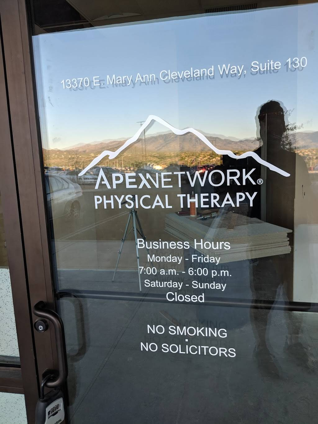ApexNetwork Physical Therapy - physiotherapist  | Photo 8 of 9 | Address: 13370 E Mary Ann Cleveland Way Suite 130, Vail, AZ 85641, USA | Phone: (520) 689-7144