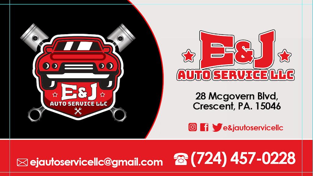 E & J Auto Service LLC - car repair  | Photo 4 of 6 | Address: 28 McGovern Blvd, Glenwillard, PA 15046, USA | Phone: (724) 457-0228