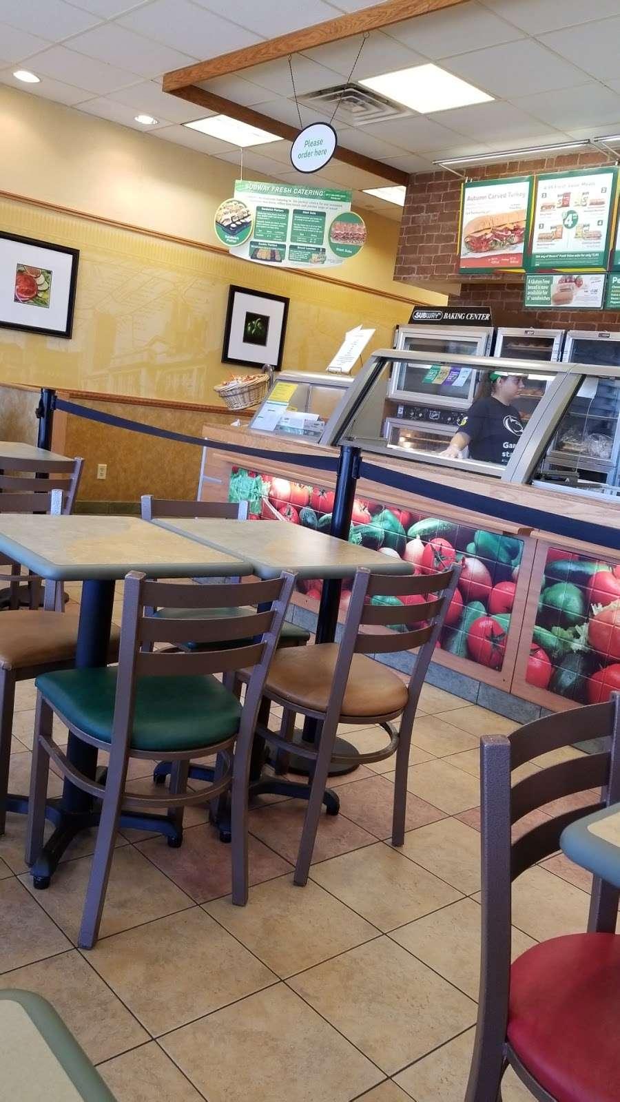Subway - restaurant  | Photo 6 of 7 | Address: 1380 Columbia Ave, Lancaster, PA 17603, USA | Phone: (717) 735-0626