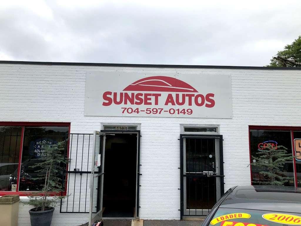 Sunset Auto - car dealer  | Photo 3 of 10 | Address: 6623 Old Statesville Rd, Charlotte, NC 28269, USA | Phone: (704) 597-0149