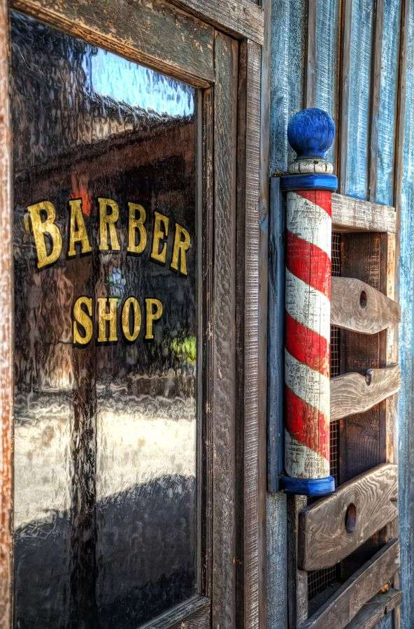 Hone and Strop Barbershop - hair care  | Photo 3 of 10 | Address: The Fuel House, 611 W 2nd St, Bonner Springs, KS 66012, USA | Phone: (785) 615-1023