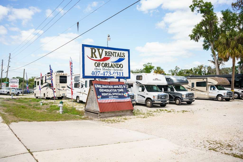 RV Rentals of Orlando - car repair  | Photo 6 of 10 | Address: 1758 S US Hwy 17 92, Longwood, FL 32750, USA | Phone: (407) 473-9311