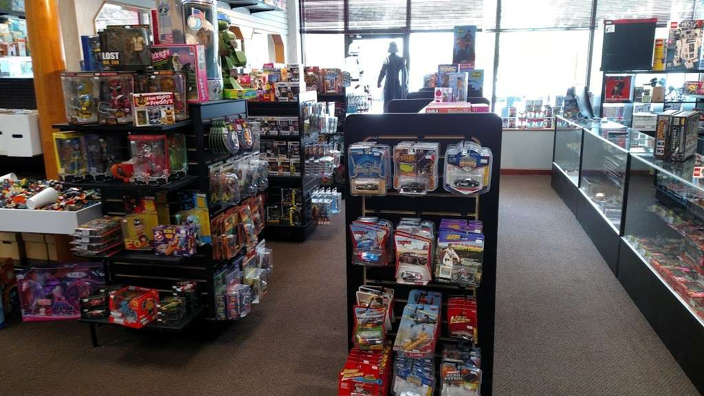 Lost In Time Toy Store - movie rental  | Photo 9 of 10 | Address: 11200 Scaggsville Rd #105, Fulton, MD 20759, USA | Phone: (301) 776-8697