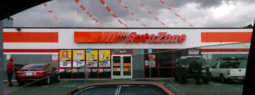 AutoZone Auto Parts - car repair  | Photo 4 of 10 | Address: 1433 W Carson St, Torrance, CA 90501, USA | Phone: (310) 328-4843