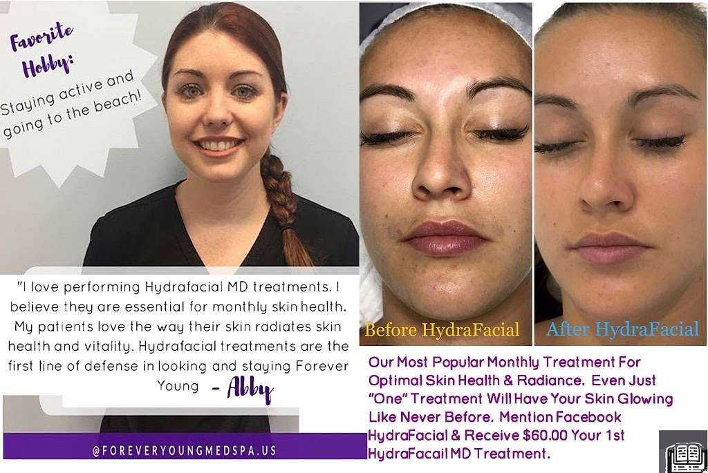 Forever Young MedSpa - hair care    Photo 7 of 10   Address: 8723 Stirling Rd, Cooper City, FL 33328, USA   Phone: (954) 613-2037