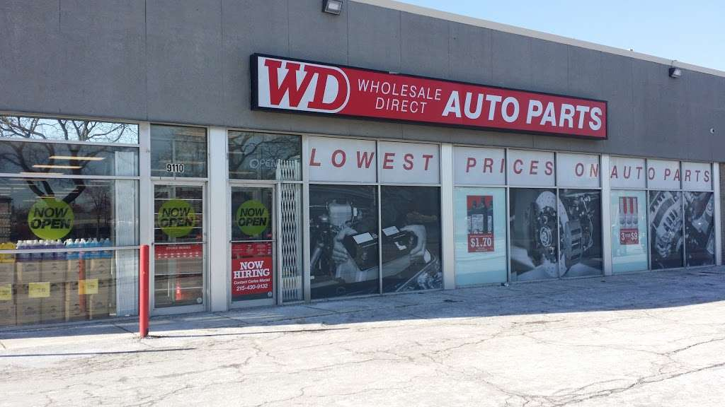 Wholesale Direct Auto Parts Car Repair 9110 S Stony Island Ave