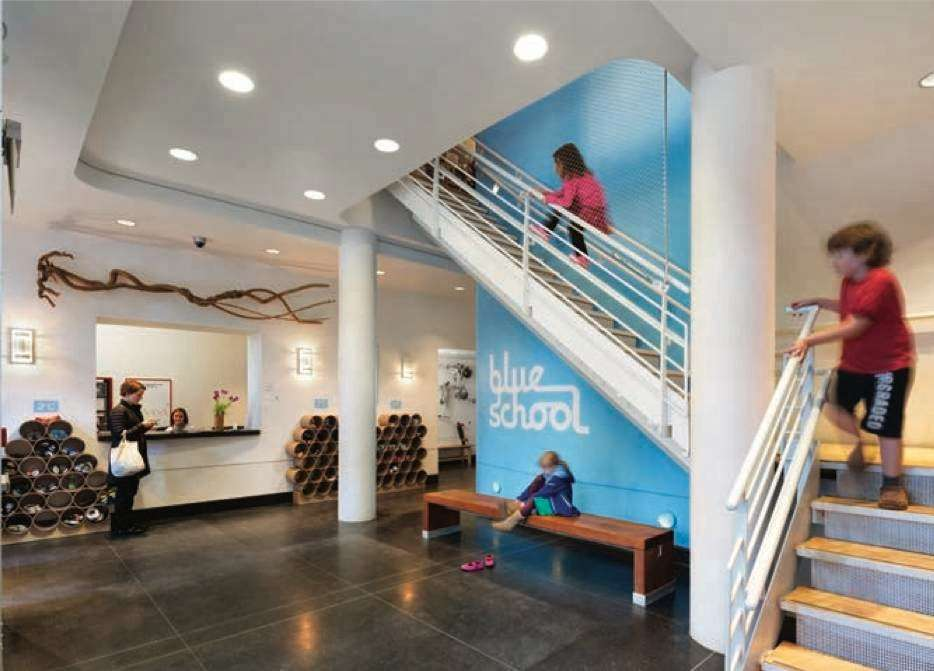 Blue School - school  | Photo 4 of 7 | Address: 241 Water St, New York, NY 10038, USA | Phone: (212) 228-6341 ext. 100