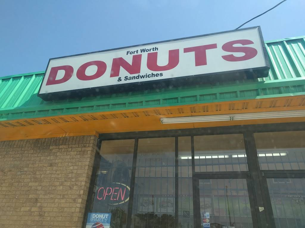 Fort Worth Donuts - bakery  | Photo 2 of 7 | Address: 1612 South Fwy, Fort Worth, TX 76104, USA | Phone: (817) 922-9492