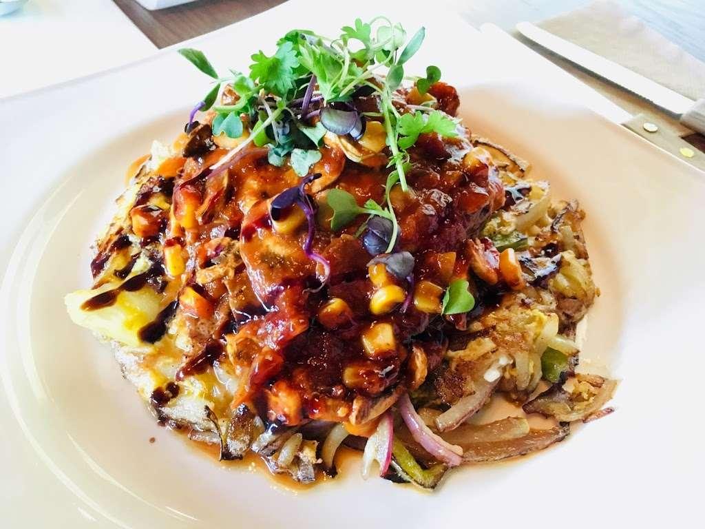 HAUS Cafe - restaurant    Photo 6 of 10   Address: 14740 Beach Blvd, La Mirada, CA 90638, USA   Phone: (714) 521-0079