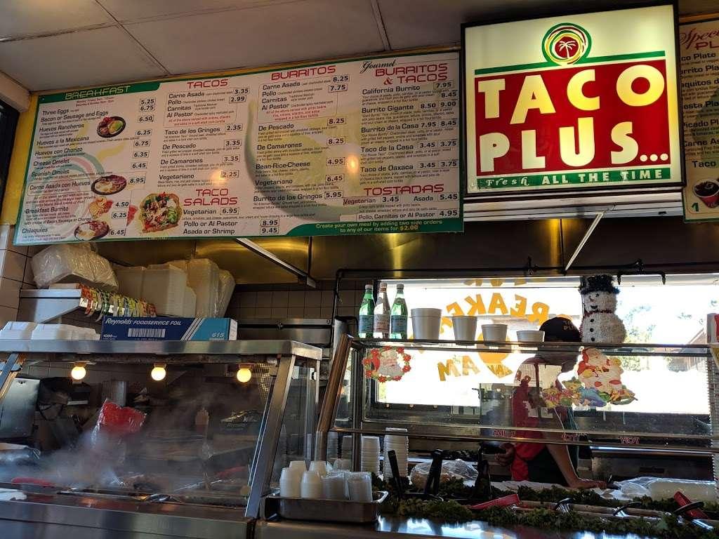 Taco Plus - restaurant  | Photo 5 of 10 | Address: 1525 S Bundy Dr, Los Angeles, CA 90025, USA | Phone: (310) 207-0793