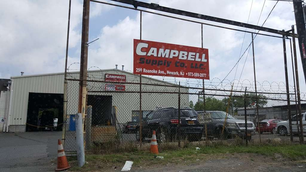 Campbell Supply Company of Port Newark - car repair  | Photo 10 of 10 | Address: 299 Roanoke Ave, Newark, NJ 07105, USA | Phone: (973) 589-2877