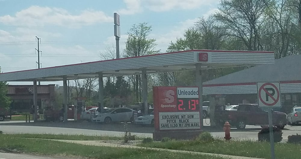 Gas America Services - gas station  | Photo 2 of 2 | Address: 2045 N Riley Hwy, Shelbyville, IN 46176, USA