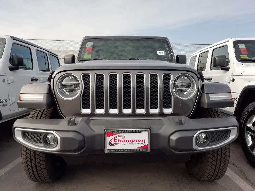 Champion Automotive Group - car dealer  | Photo 8 of 10 | Address: Downey, CA 90241, USA