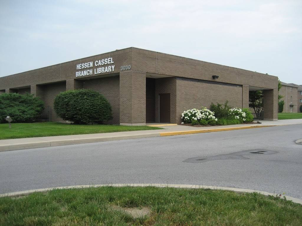 Allen County Public Library: Hessen Cassel - library  | Photo 1 of 2 | Address: 3030 E Paulding Rd, Fort Wayne, IN 46816, USA | Phone: (260) 421-1330
