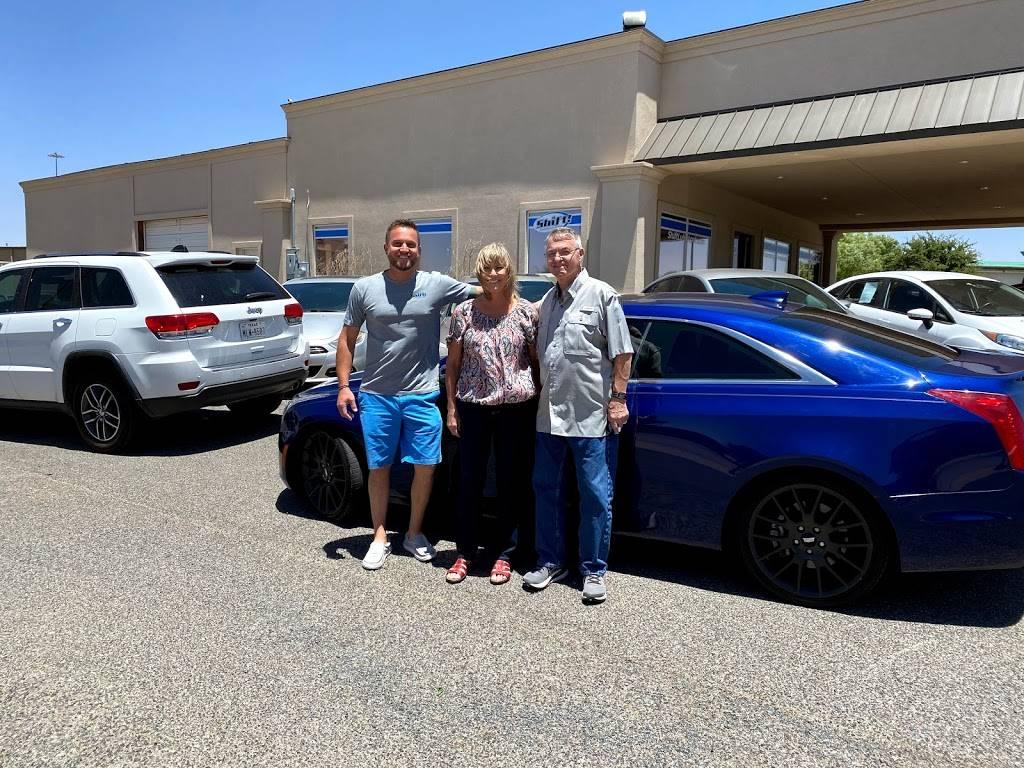 Shift Automotive Group - car dealer  | Photo 5 of 7 | Address: 5610 58th St, Lubbock, TX 79424, USA | Phone: (806) 993-1094