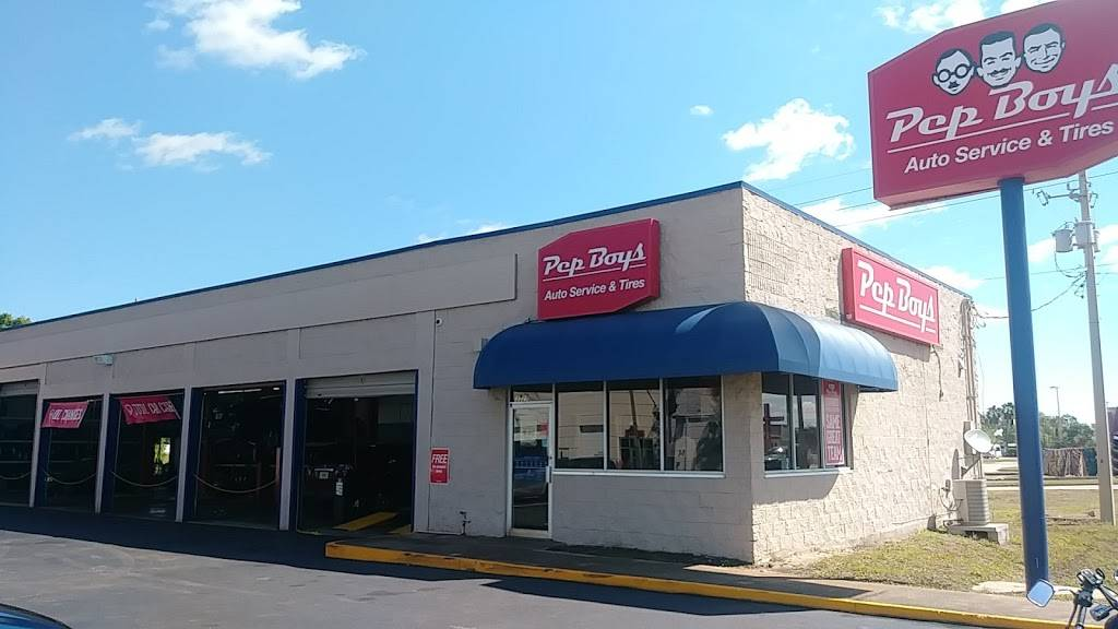 Pep Boys Auto Service & Tire - Formerly Just Brakes - car repair  | Photo 5 of 10 | Address: 3327 W Colonial Dr, Orlando, FL 32808, USA | Phone: (407) 521-8111