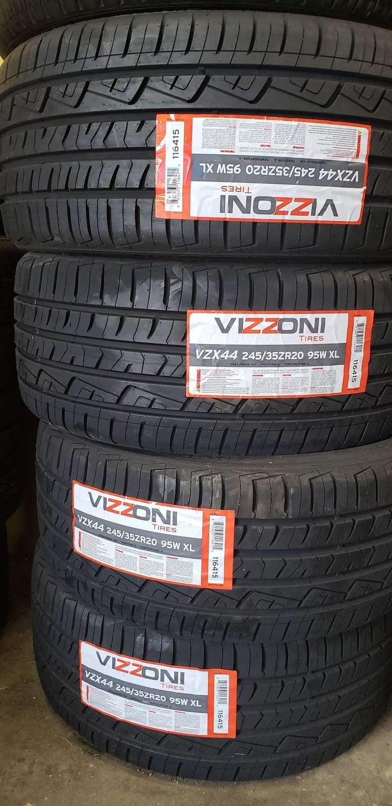 Sierra's Tire Shop - car repair  | Photo 6 of 10 | Address: 8105 Bayway Dr, Baytown, TX 77520, USA | Phone: (346) 265-1754