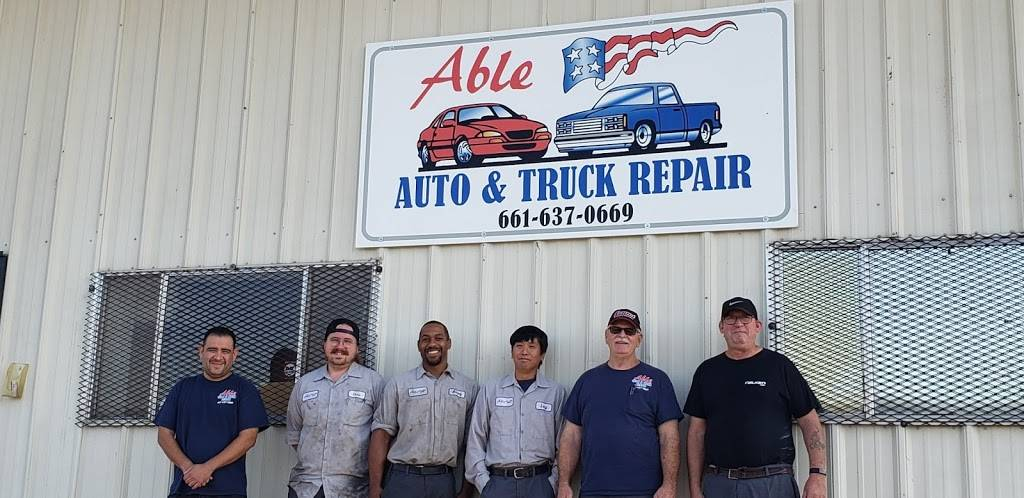 Able Auto and Truck Repair - car repair  | Photo 5 of 9 | Address: 2459 Fruitvale Ave #1, Bakersfield, CA 93308, USA | Phone: (661) 637-0669