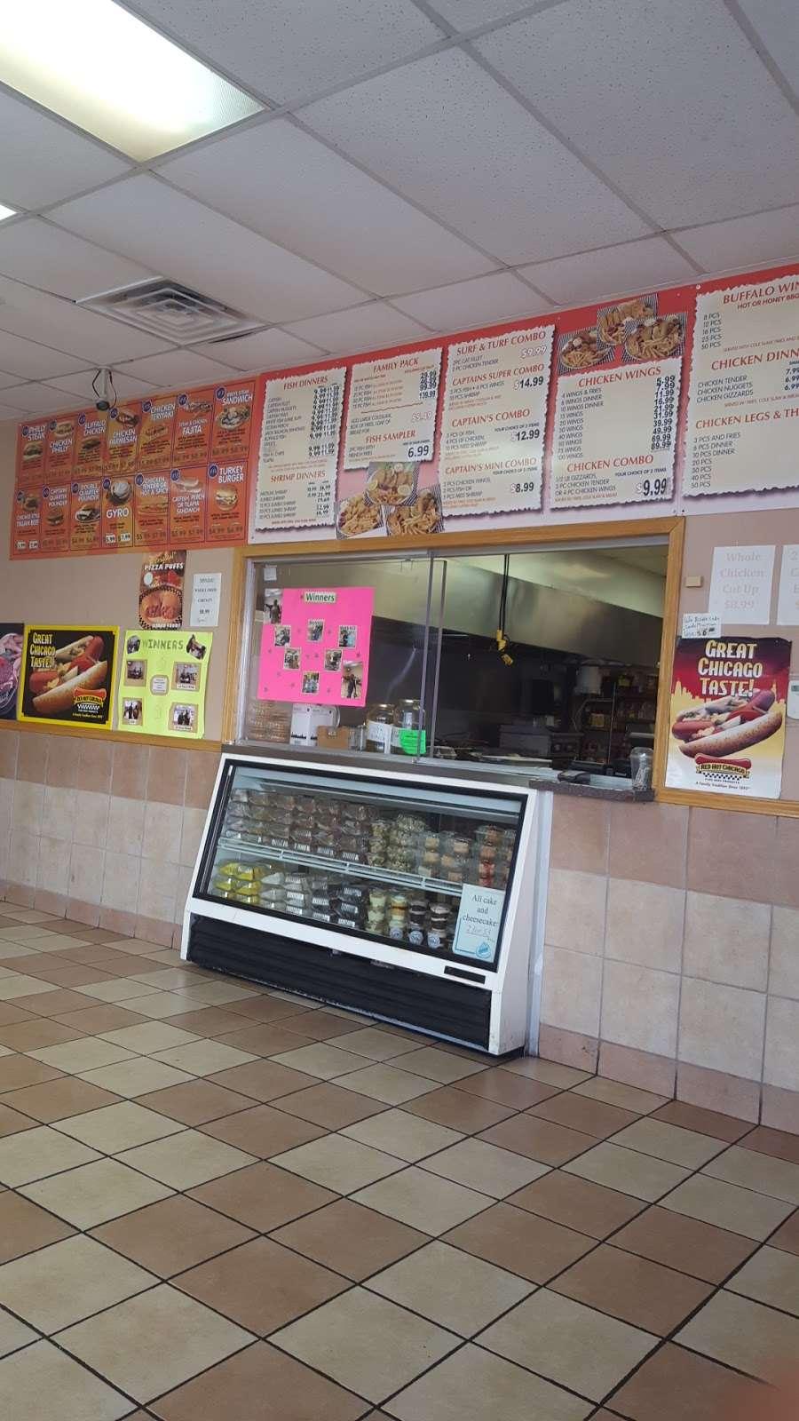 Captain Fresh Fish & Chicken - restaurant    Photo 7 of 10   Address: 1633 E Court St, Kankakee, IL 60901, USA   Phone: (815) 933-8422