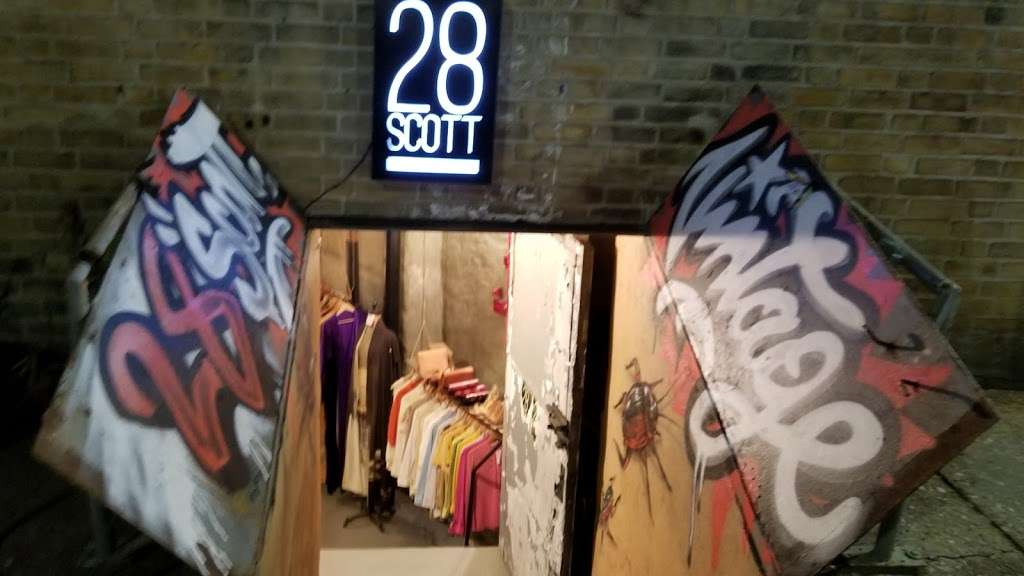 28 Scott Vintage - clothing store  | Photo 9 of 10 | Address: 28 Scott Ave, Brooklyn, NY 11237, USA | Phone: (404) 263-8550