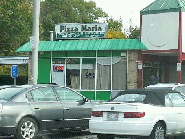 Pizza Maria - meal takeaway  | Photo 6 of 7 | Address: 180 Oak St, Brockton, MA 02301, USA | Phone: (508) 559-0701