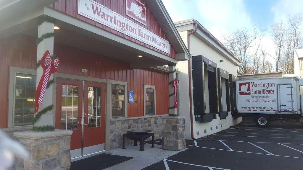 Warrington Farm Meats Butcher Shop - store  | Photo 1 of 4 | Address: 9773, 156 Old Cabin Hollow Rd, Dillsburg, PA 17019, USA | Phone: (717) 432-5229