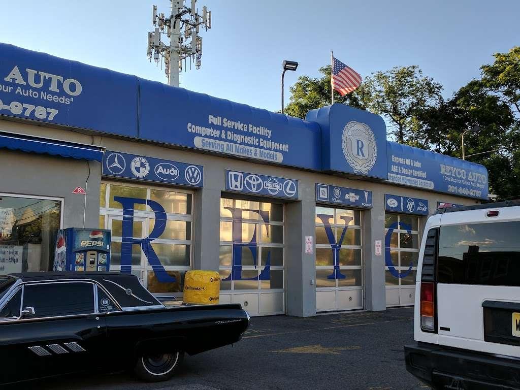 Reyco Automotive - car repair    Photo 1 of 6   Address: 25 Bergen Blvd, Fairview, NJ 07022, USA   Phone: (201) 840-9787
