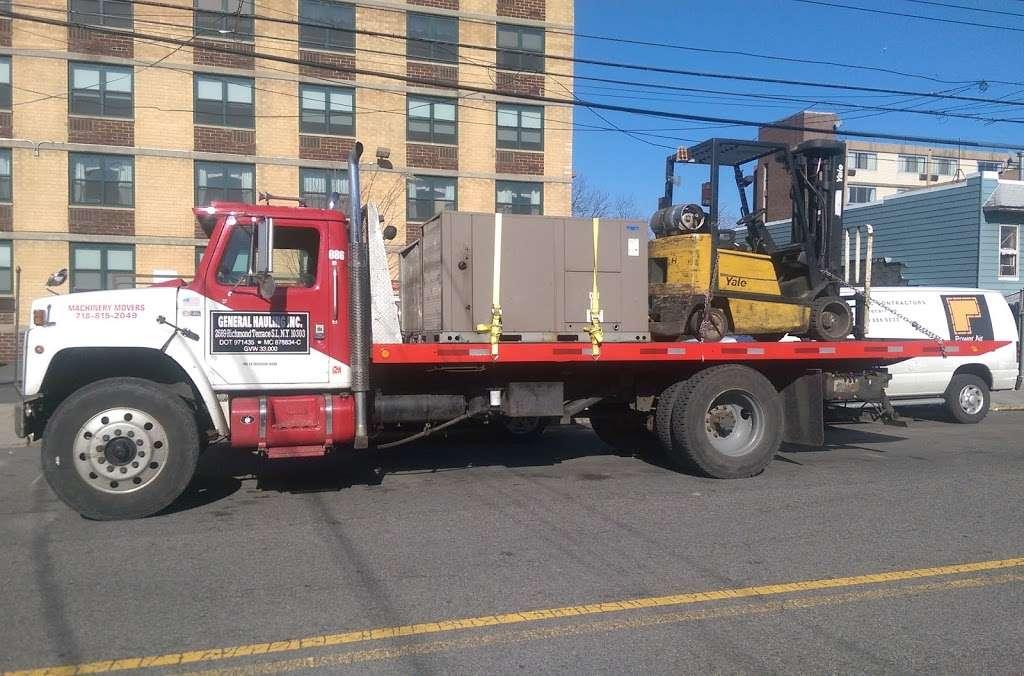 General Hauling Inc - moving company  | Photo 5 of 10 | Address: 2589 Richmond Terrace, Staten Island, NY 10303, USA | Phone: (718) 815-2049