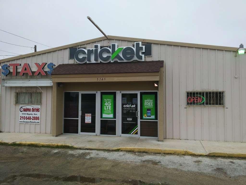 Cricket Wireless Authorized Retailer 5765 Us Hwy 87 E San Antonio Tx 78222 Usa