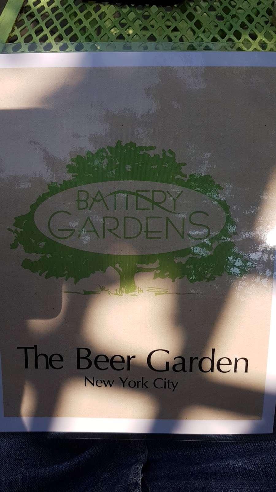 The Beer Garden - restaurant  | Photo 3 of 4 | Address: New York, NY 10004, USA