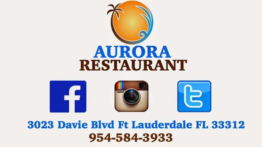 La Aurora Restaurant - restaurant  | Photo 9 of 10 | Address: 3023 Davie Blvd, Fort Lauderdale, FL 33312, USA | Phone: (954) 584-3933