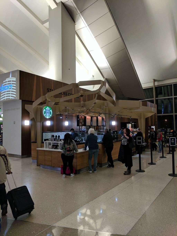 Starbucks - cafe  | Photo 7 of 9 | Address: 1 World Way, Los Angeles, CA 90045, USA | Phone: (800) 782-7282