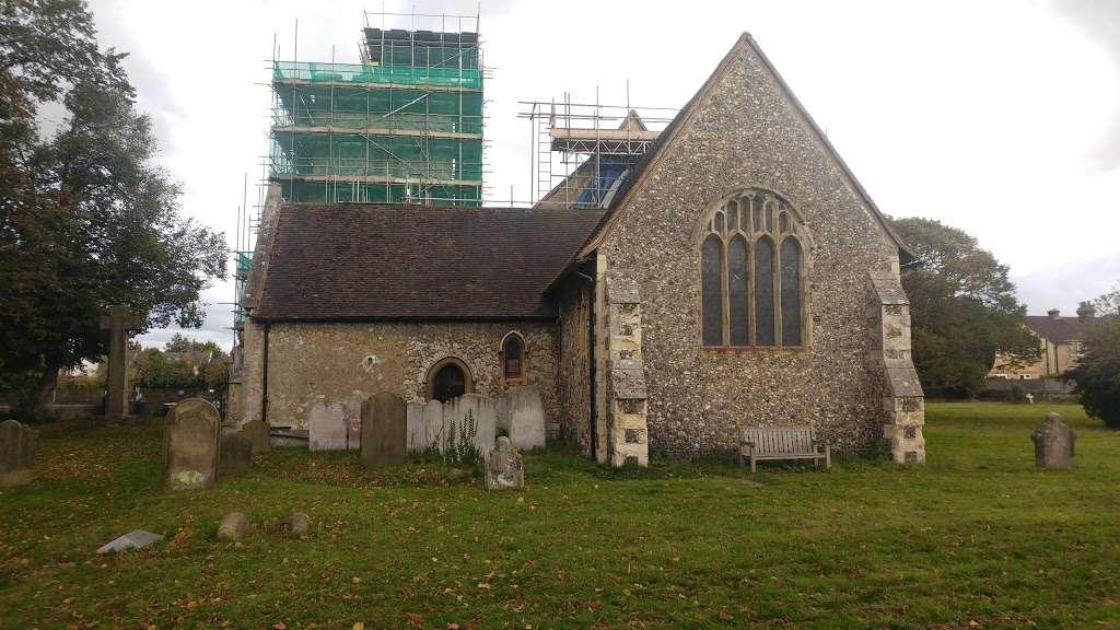 All Saints Church - church  | Photo 4 of 5 | Address: 48 Mill St, Snodland ME6 5AT, UK | Phone: 01634 240232