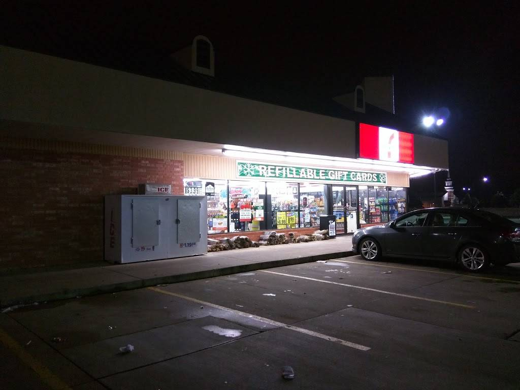 7-Eleven - convenience store  | Photo 2 of 6 | Address: 11231 N Rockwell Ave, Oklahoma City, OK 73162, USA | Phone: (405) 773-8541