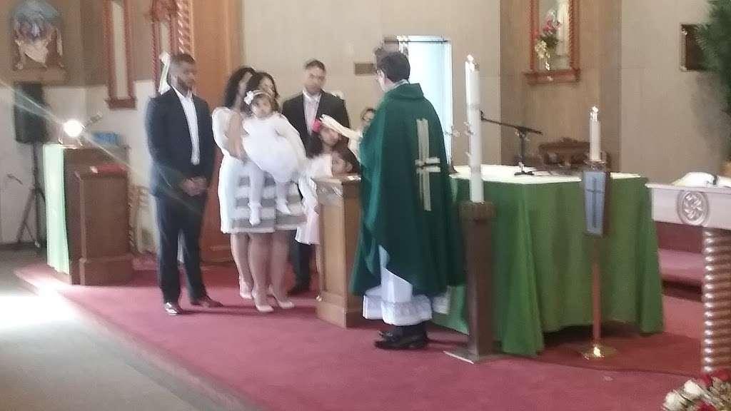 Holy Family Roman Catholic Church - church  | Photo 5 of 9 | Address: 210 Monroe St, Linden, NJ 07036, USA | Phone: (908) 862-1060