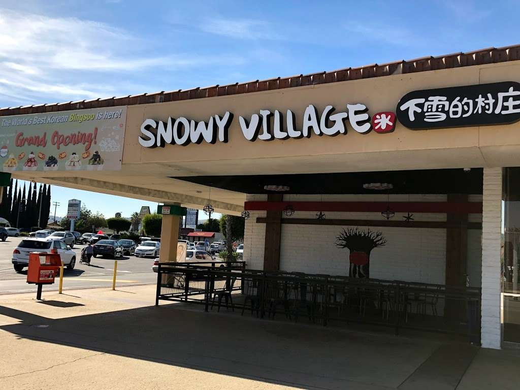 Snowy Village - Store | 18917 Colima Rd, Rowland Heights, CA
