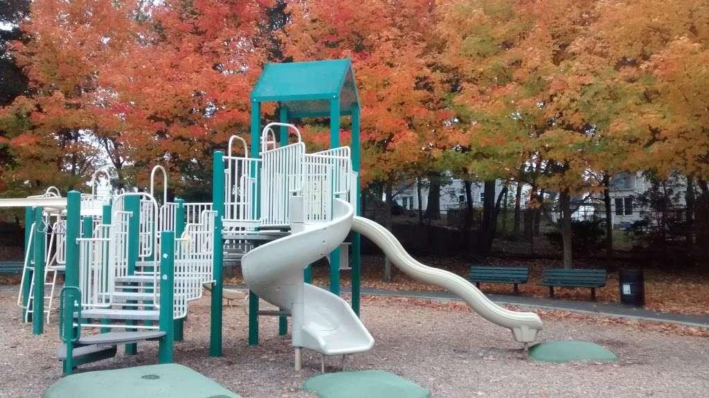 William G. Walsh Playground - park  | Photo 2 of 10 | Address: 967 Washington St, Boston, MA 02026, USA | Phone: (617) 635-4500