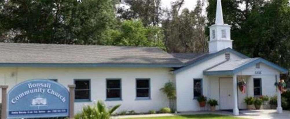 Bonsall Community Church - church  | Photo 1 of 9 | Address: 31552 Old River Rd, Bonsall, CA 92003, USA | Phone: (760) 945-1276