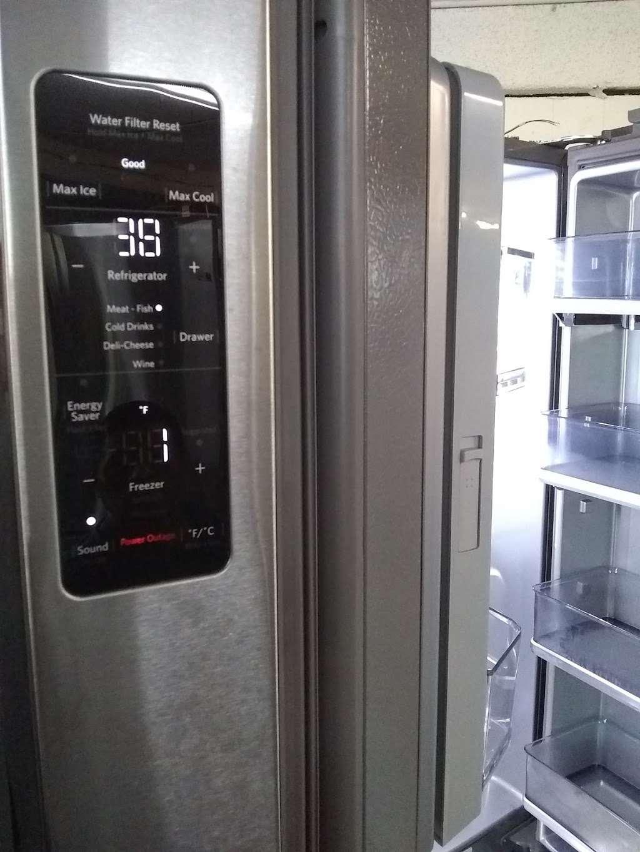 Inland Empire Refrigerators - home goods store  | Photo 9 of 10 | Address: 18018 E Foothill Blvd, Fontana, CA 92335, USA | Phone: (909) 695-7594