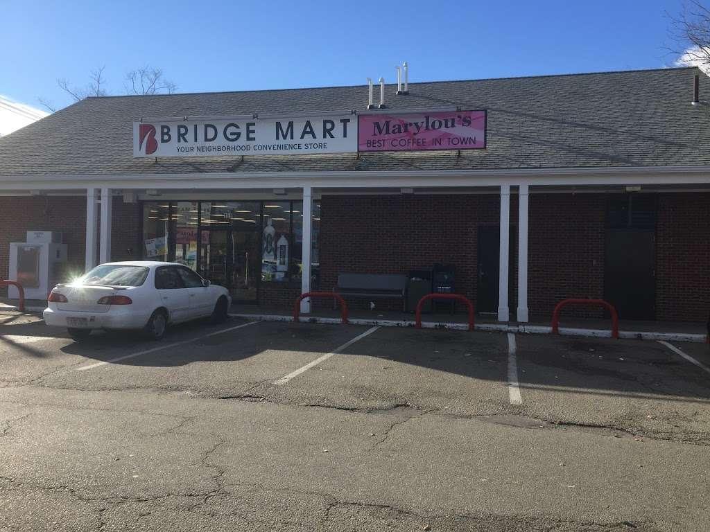 Bridge Mart - convenience store    Photo 1 of 3   Address: 169 Spring St, Bridgewater, MA 02324, USA   Phone: (508) 697-8425