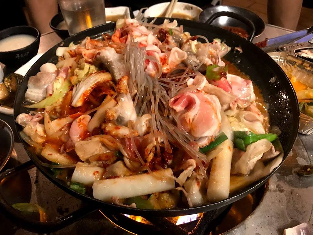 GooGongTan - restaurant    Photo 10 of 10   Address: 40-09 149th Pl #1, Flushing, NY 11354, USA   Phone: (718) 321-1738