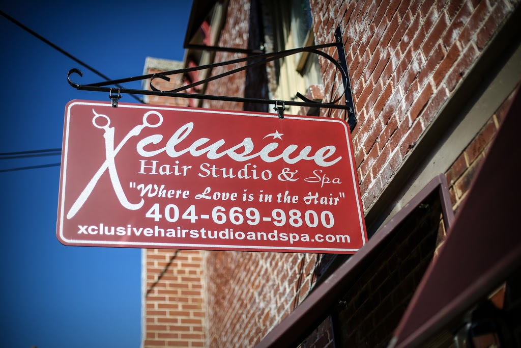Xclusive Hair Studio and Spa - hair care  | Photo 5 of 8 | Address: 5241 W Fayetteville Rd, College Park, GA 30349, USA | Phone: (404) 957-4300