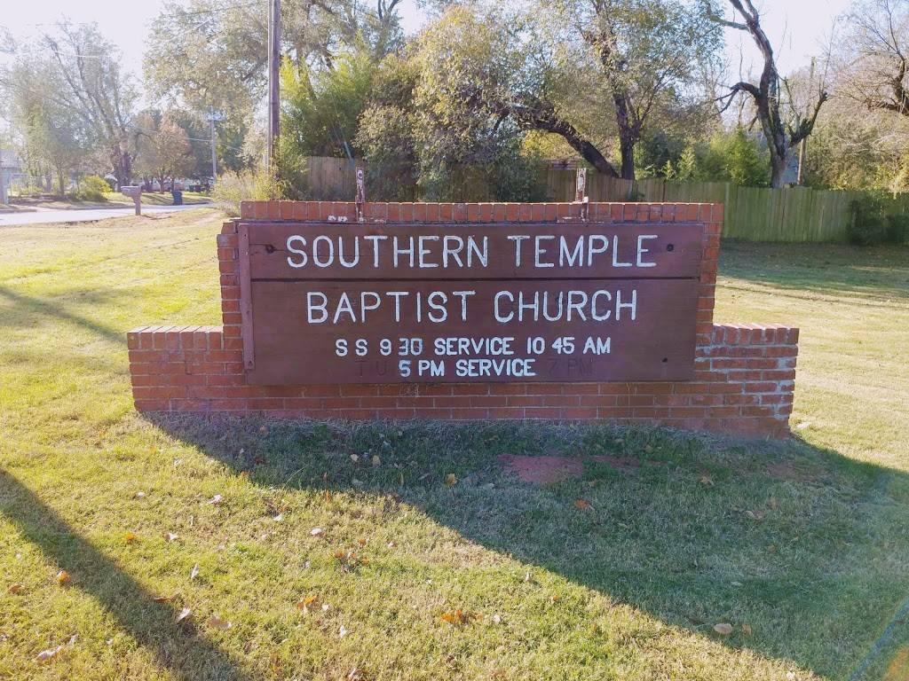 Southern Temple Baptist Church - church  | Photo 7 of 10 | Address: 1821 S High Ave, Oklahoma City, OK 73129, USA | Phone: (405) 672-3683