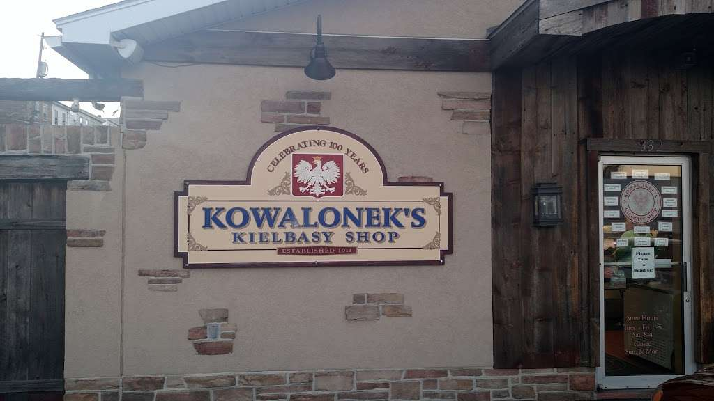 Kowaloneks Kielbasy Shop - store  | Photo 4 of 10 | Address: 332 S Main St, Shenandoah, PA 17976, USA | Phone: (570) 462-1263
